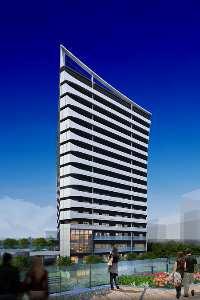 (仮称)竹芝地区開発計画 B街区(住宅棟)