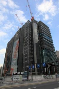 西新宿八丁目成子地区第一種市街地再開発事業