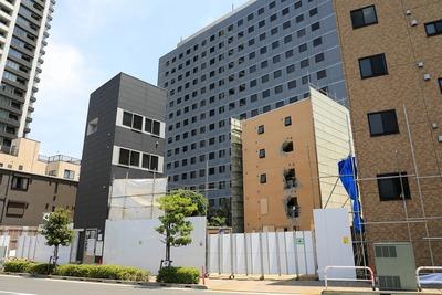 (仮称)大井一丁目マンション新築工事