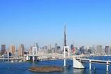 東京にブルジュ・ドバイが建ったら