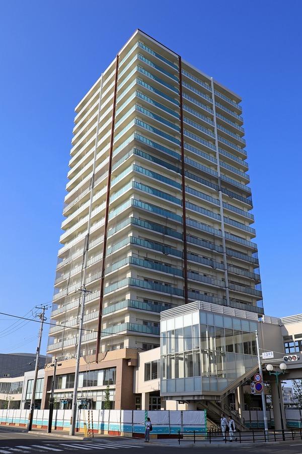 ザ・タワーズフロンティア札幌 サウスタワー