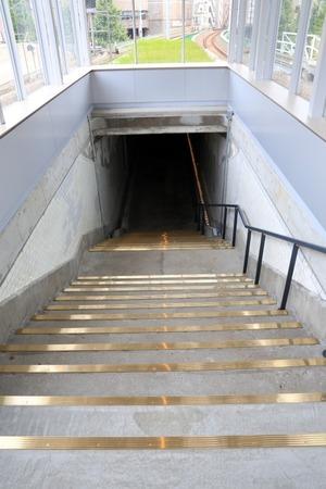 マーチエキュート神田万世橋 1935階段