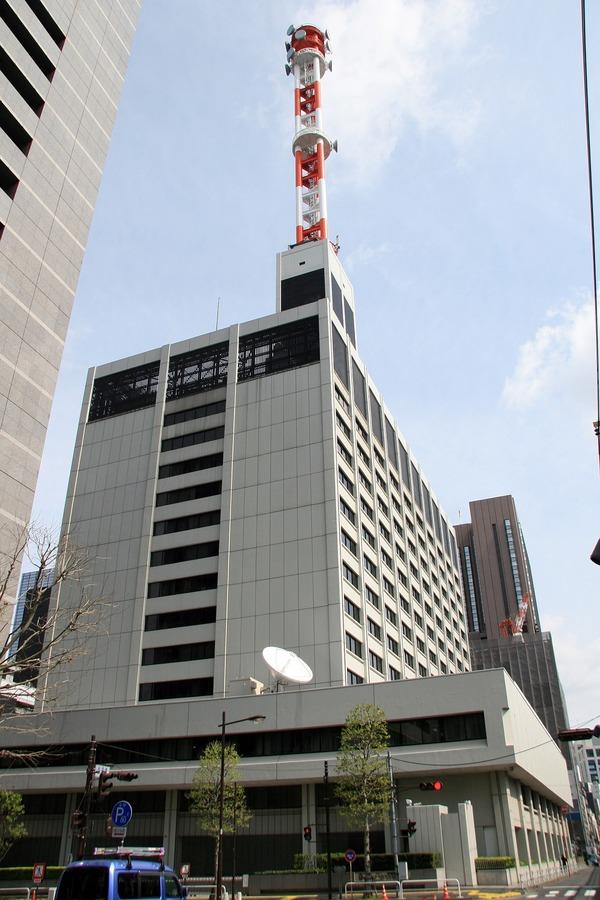 東京電力ホールディングス本店