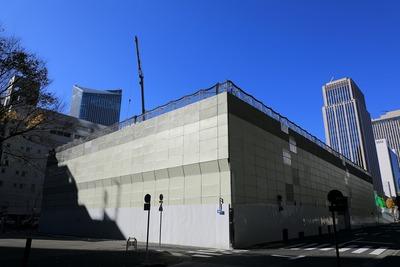 新橋田村町地区第一種市街地再開発事業