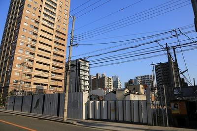 (仮称)グランドメゾン内久宝寺町2丁目タワー計画