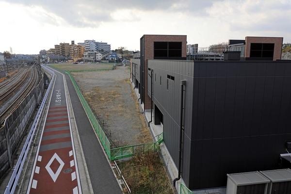(仮称)羽沢横浜国大駅前 A地区 開発計画