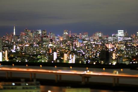 箱庭東京夜景