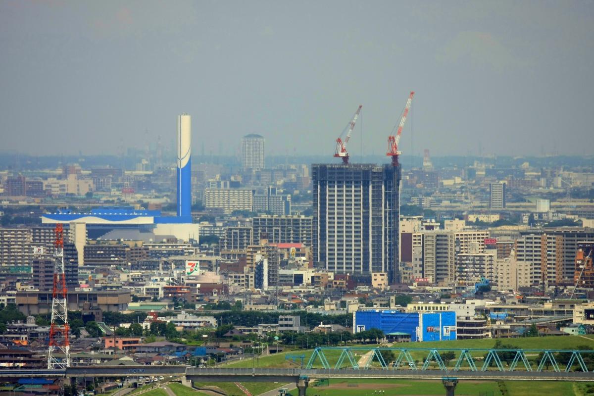 2008年06月 : 超高層マンション ...
