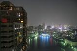 コーシャタワー佃からの夜景