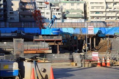 西富久地区第一種市街地再開発事業
