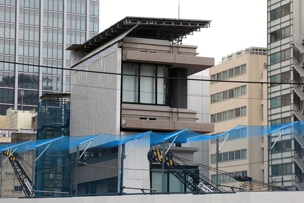 新橋田村町地区市街地再開発事業