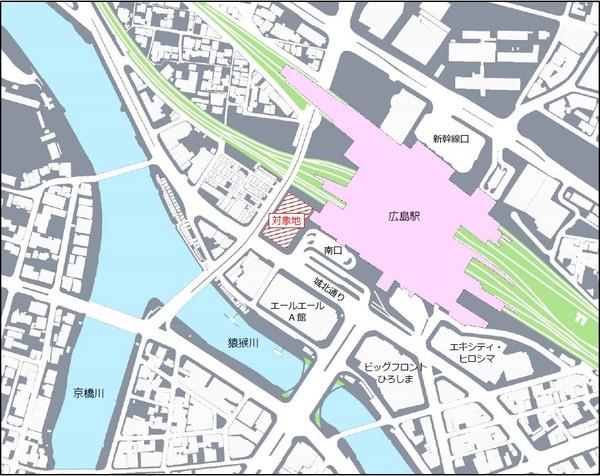 広島駅南口計画(仮称)