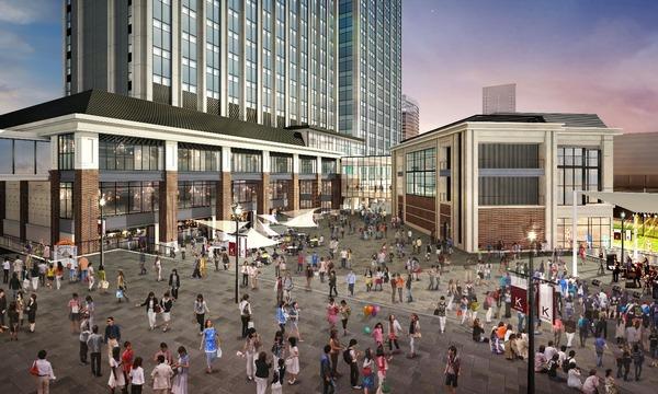 Kアリーナプロジェクト 広場イメージ