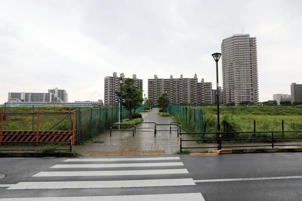 千住大橋駅周辺地区