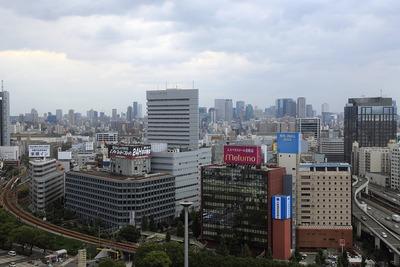 レム新大阪からの眺め