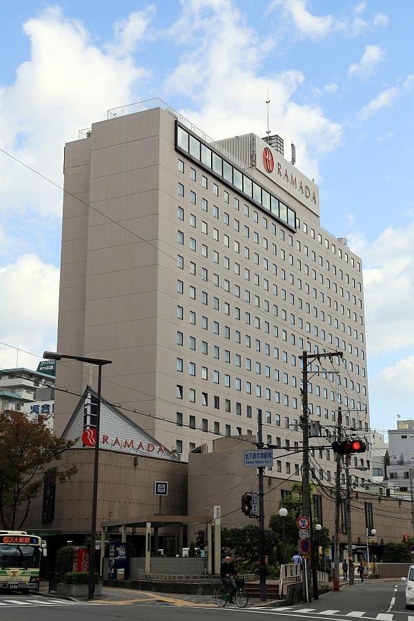 ラマダホテル大阪(旧東洋ホテル)
