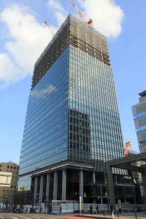 目黒駅前地区第一種市街地再開発事業 オフィス棟