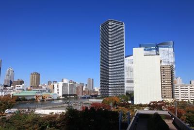 晴海三丁目西地区第一種市街地再開発事業