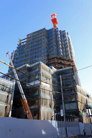 四谷駅前地区第一種市街地再開発事業