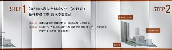 TOKYO TORCH開発ステップ図 STEP1
