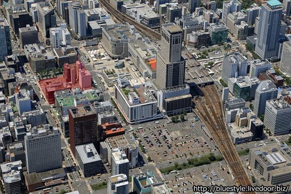 札幌駅南口北4西3地区第一種市街地再開発事業