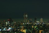 自宅からの夜景