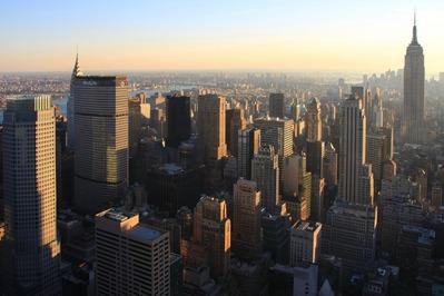 摩天楼都市 ニューヨーク