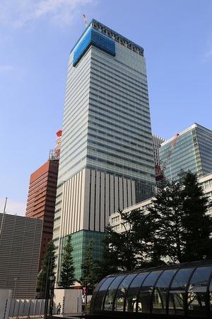 読売新聞東京本社ビル(2013年6月29日)