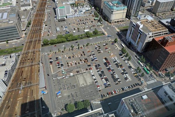 札幌駅交流拠点北5西1・西2地区市街地再開発