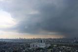 嵐東京通過中
