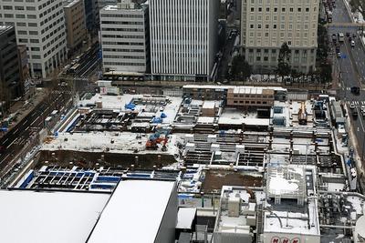 札幌創世1.1.1区(さんく)北1西1地区第一種市街地再開発事業