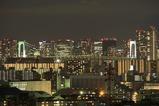 船堀からシティタワー品川の夜景