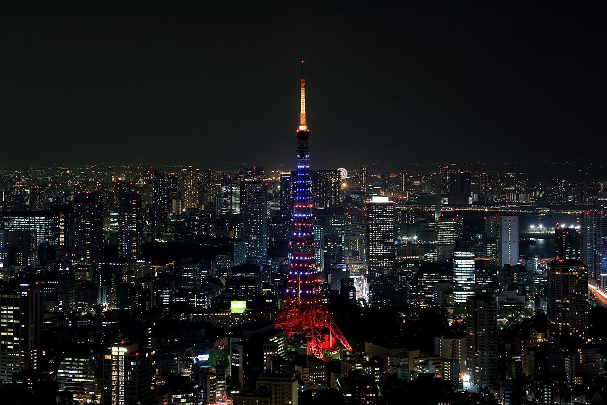 大切な日に行きたい♩東京タワーが見えるレストラン