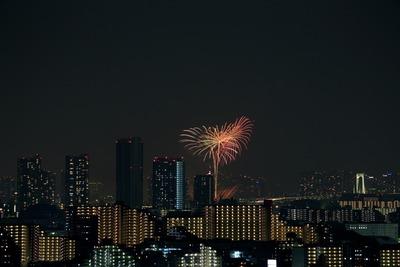 東京ミュージック花火 2012