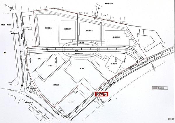(仮称)新さっぽろ駅周辺地区I街区開発プロジェクト