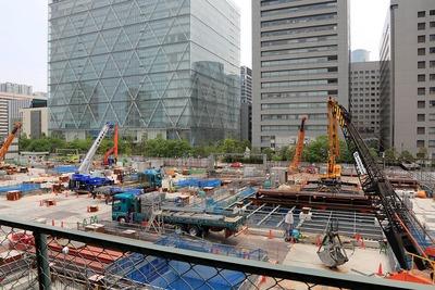 芝浦水再生センター再構築に伴う上部利用事業