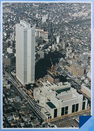 グランドオープンしたのサンシャインシティ(1978年10月)