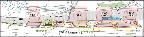 品川開発プロジェクト(第�期) 高輪築堤保存