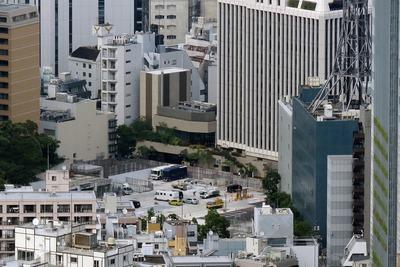 赤坂ツインタワー跡地