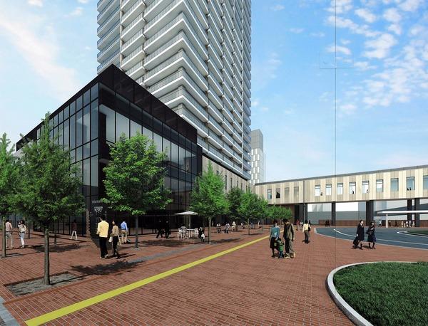 北3東11周辺地区第一種市街地再開発事業