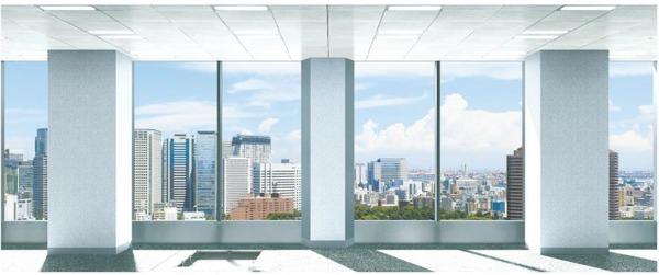 (仮称)住友不動産大崎東プロジェクト 基準階フロアイメージ図