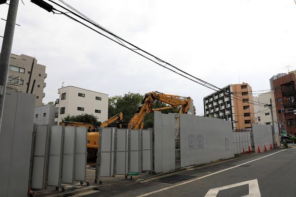南大塚�計画建設工事