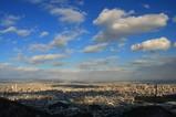 大倉山からの眺め
