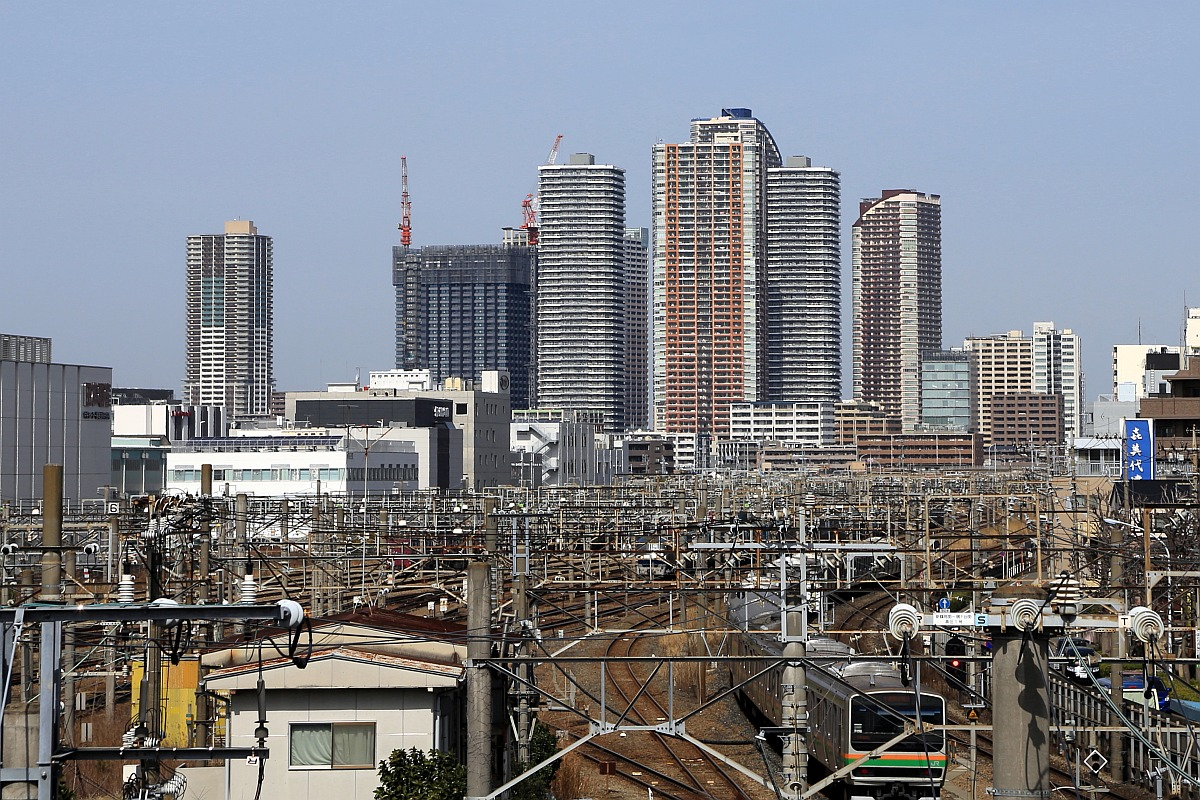 横浜ランドマークタワー : 超高層マンション・超高層ビル