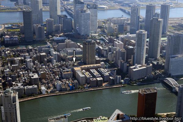 月島三丁目南地区再開発