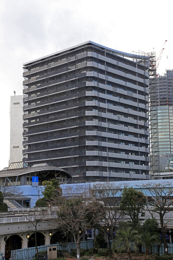 東京ポートシティ竹芝レジデンスタワー