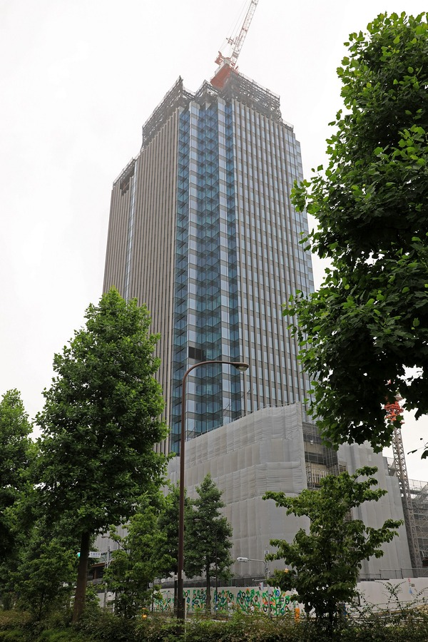 コモレ四谷 YOTSUYA TOWER