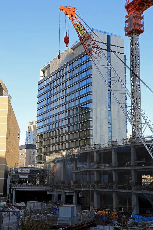 ホテルメトロポリタン川崎