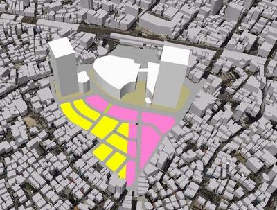 南小岩七丁目地区の計画素案
