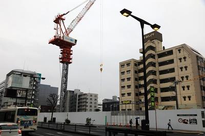 宇都宮大手地区第一種市街地再開発事業